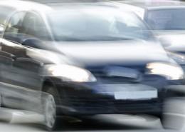 bilister paa ringgaden i aarhus