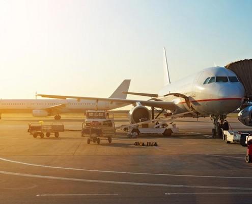 Flytning af Aarhus Lufthavn